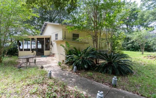 7156 Pinon Rd, Keystone Heights, FL 32656 (MLS #1122623) :: 97Park