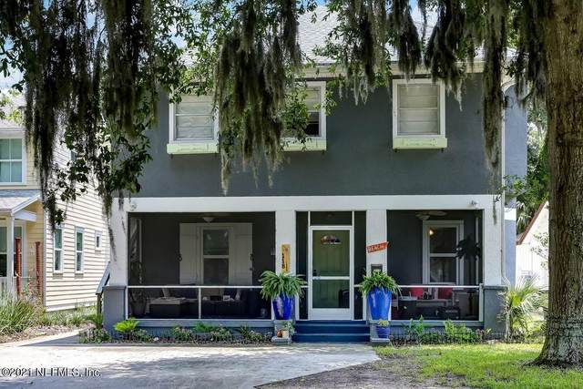 118 S 13TH St, Fernandina Beach, FL 32034 (MLS #1122625) :: Noah Bailey Group