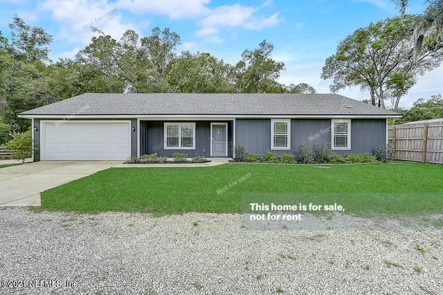 3071 Moody Ave, Orange Park, FL 32065 (MLS #1122643) :: Memory Hopkins Real Estate