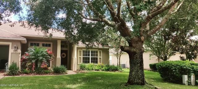 909 Weybridge Ln, Ponte Vedra, FL 32081 (MLS #1122644) :: EXIT Inspired Real Estate