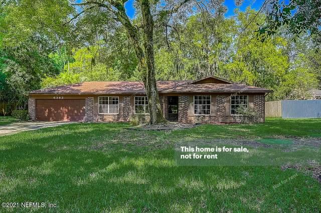 6382 Johnnie Cir W, Jacksonville, FL 32244 (MLS #1122651) :: Vacasa Real Estate