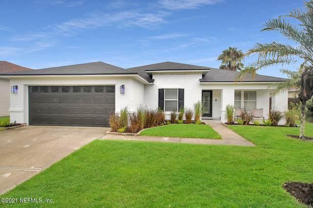 570 Mackenzie Cir, St Augustine, FL 32092 (MLS #1122656) :: EXIT Inspired Real Estate