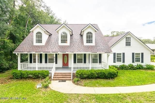 1120 Lake Asbury Dr, GREEN COVE SPRINGS, FL 32043 (MLS #1122661) :: Memory Hopkins Real Estate