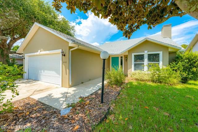 640 Nautical Way, St Augustine, FL 32080 (MLS #1122687) :: Bridge City Real Estate Co.