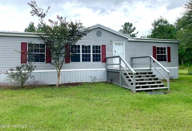 2187 Kinard Rd, Bryceville, FL 32009 (MLS #1122704) :: The Randy Martin Team   Watson Realty Corp