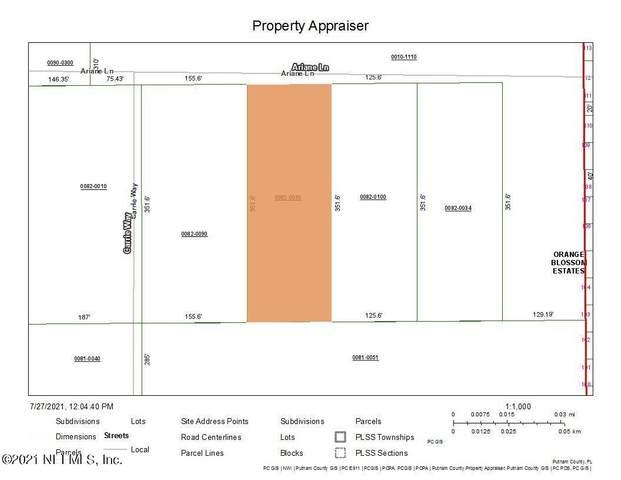 000 Ariane Ln, Interlachen, FL 32148 (MLS #1122735) :: EXIT Inspired Real Estate