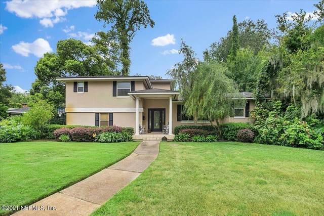 706 Alhambra Dr N, Jacksonville, FL 32207 (MLS #1122736) :: EXIT Inspired Real Estate