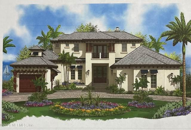 200 Deer Colony Ln, Ponte Vedra Beach, FL 32082 (MLS #1122740) :: 97Park