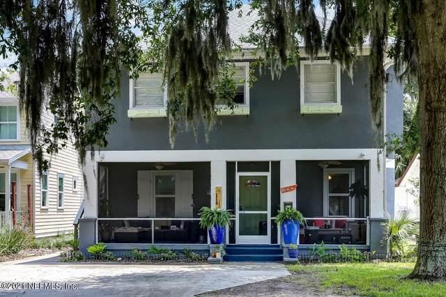 118 S 13TH St A&B, Fernandina Beach, FL 32034 (MLS #1122770) :: Olson & Taylor   RE/MAX Unlimited