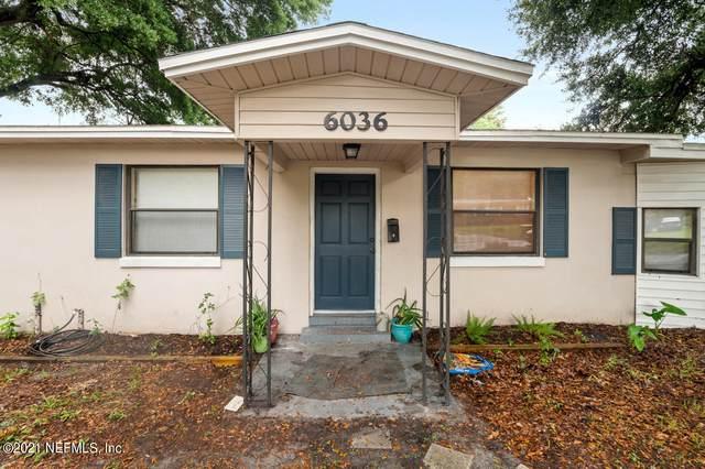 6036 Green Hill Ln, Jacksonville, FL 32211 (MLS #1122771) :: Olson & Taylor   RE/MAX Unlimited