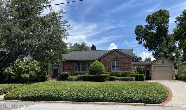 1237 Greenridge Rd, Jacksonville, FL 32207 (MLS #1122790) :: Century 21 St Augustine Properties