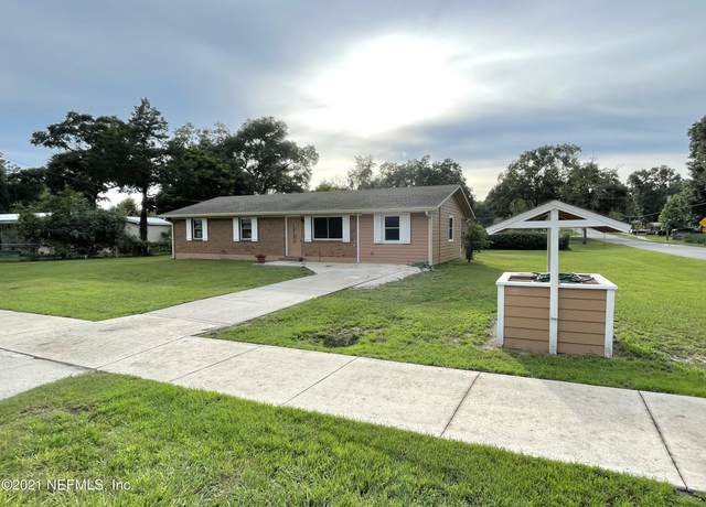 610 SW Field Ave, Keystone Heights, FL 32656 (MLS #1122798) :: Memory Hopkins Real Estate