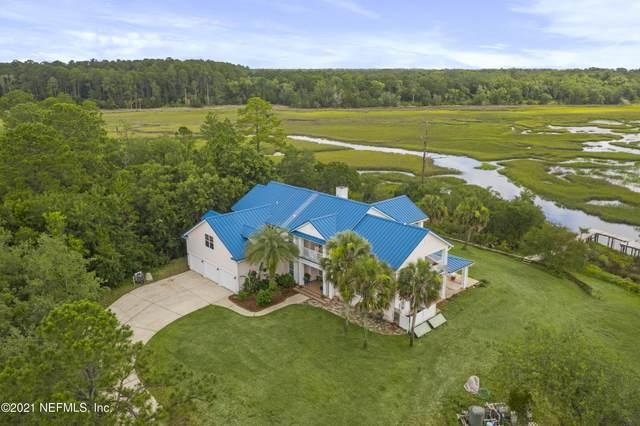 95104 Mango Ln, Fernandina Beach, FL 32034 (MLS #1122825) :: Century 21 St Augustine Properties