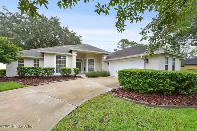 174 Edgewater Branch Dr, Jacksonville, FL 32259 (MLS #1122830) :: Memory Hopkins Real Estate