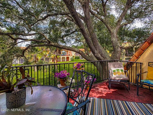 3919 Bell Tower Dr #4, Jacksonville, FL 32217 (MLS #1122843) :: The Randy Martin Team | Watson Realty Corp