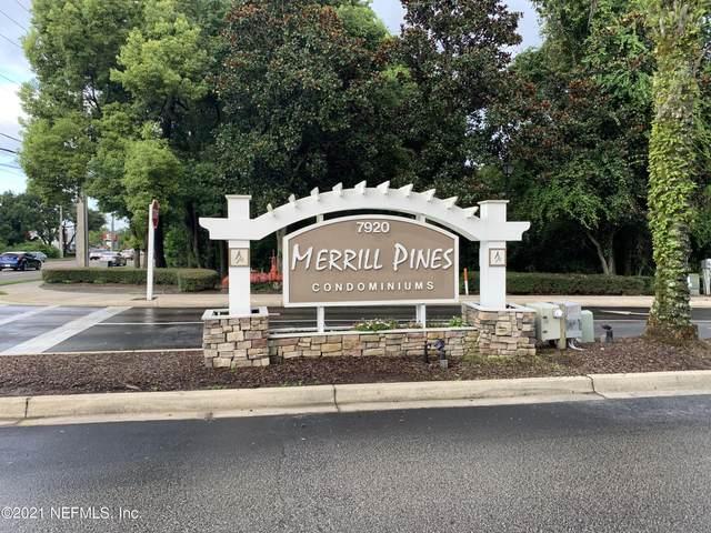 7920 Merrill Rd #2012, Jacksonville, FL 32277 (MLS #1122859) :: EXIT Inspired Real Estate