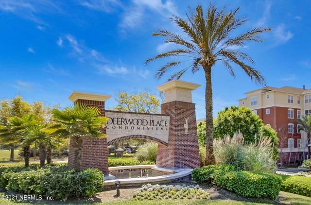 4480 Deerwood Lake Pkwy #133, Jacksonville, FL 32216 (MLS #1122861) :: The Randy Martin Team | Watson Realty Corp