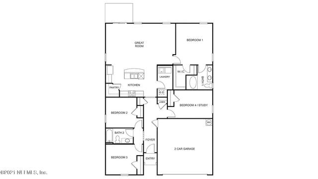 3556 Evers Cove, Middleburg, FL 32068 (MLS #1122881) :: EXIT Real Estate Gallery