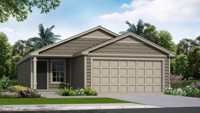 2356 Oak Stream Dr, GREEN COVE SPRINGS, FL 32043 (MLS #1122887) :: EXIT Inspired Real Estate