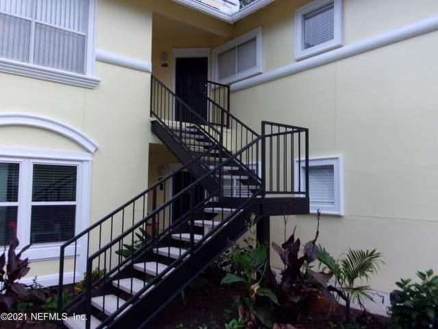 1800 The Greens Way #510, Jacksonville Beach, FL 32250 (MLS #1122918) :: Olde Florida Realty Group