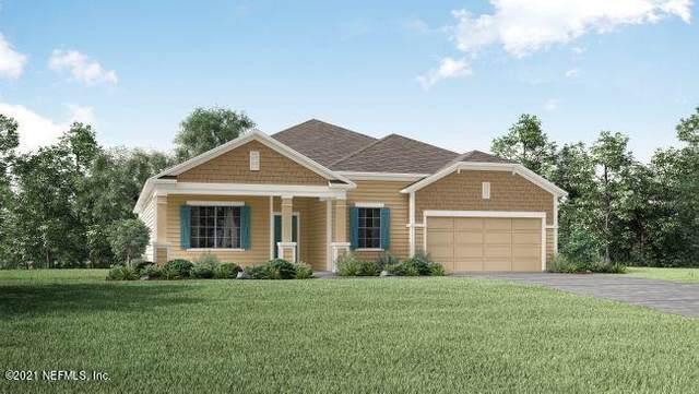 2502 Lantana Ln, GREEN COVE SPRINGS, FL 32043 (MLS #1122928) :: Olde Florida Realty Group