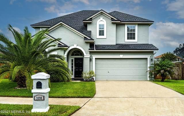 1498 Tomcat Dr, Jacksonville, FL 32221 (MLS #1122950) :: Berkshire Hathaway HomeServices Chaplin Williams Realty