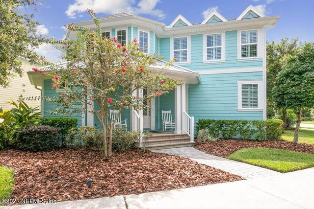 1213 Overdale Rd, St Augustine, FL 32080 (MLS #1122975) :: EXIT Inspired Real Estate