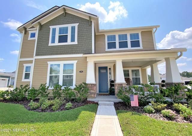 234 Footbridge Rd, St Johns, FL 32259 (MLS #1122980) :: The Volen Group, Keller Williams Luxury International