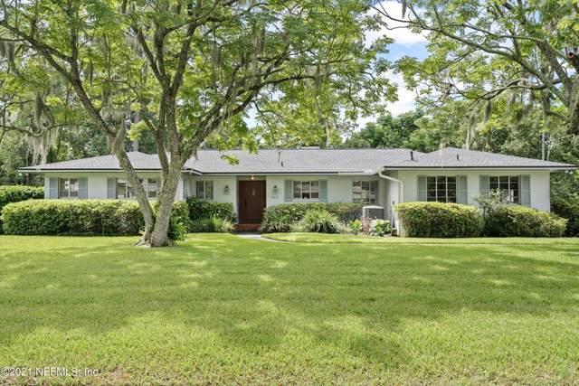 2412 Jose Cir S, Jacksonville, FL 32217 (MLS #1122986) :: The Volen Group, Keller Williams Luxury International