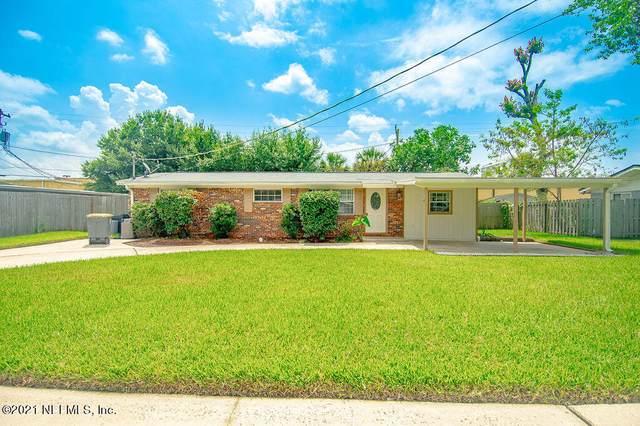 4439 Vinton Rd, Jacksonville, FL 32207 (MLS #1123015) :: The Volen Group, Keller Williams Luxury International