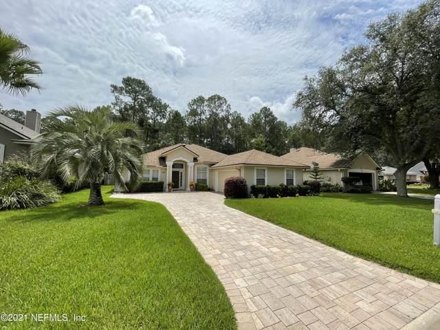 708 Bird Branch Way, St Johns, FL 32259 (MLS #1123028) :: Memory Hopkins Real Estate