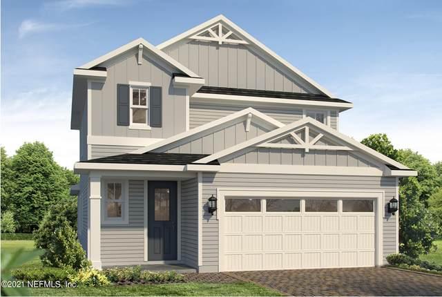 224 Tanner Trl, St Augustine, FL 32092 (MLS #1123090) :: The Volen Group, Keller Williams Luxury International