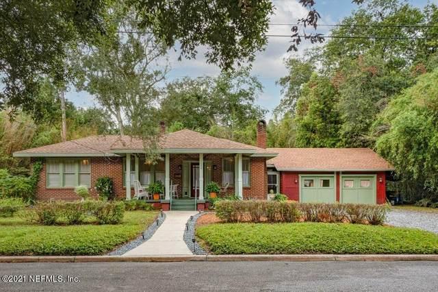 1222 Ingleside Ave, Jacksonville, FL 32205 (MLS #1123091) :: Century 21 St Augustine Properties