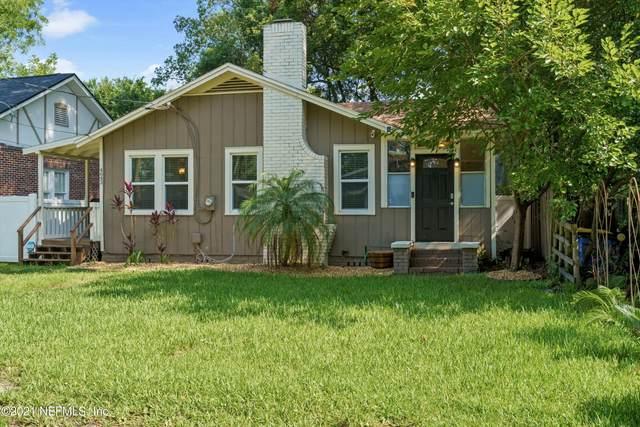 4643 Royal Ave, Jacksonville, FL 32205 (MLS #1123094) :: Endless Summer Realty