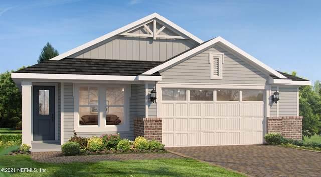 694 Silver Pine Dr, St Augustine, FL 32092 (MLS #1123111) :: The Volen Group, Keller Williams Luxury International