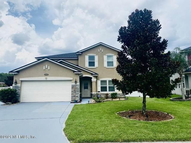 4549 Plantation Oaks Blvd, Orange Park, FL 32065 (MLS #1123123) :: Olson & Taylor | RE/MAX Unlimited