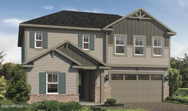 845 Silver Pine Dr, St Augustine, FL 32092 (MLS #1123129) :: The Volen Group, Keller Williams Luxury International