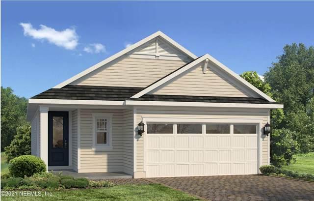 206 Tanner Trl, St Augustine, FL 32092 (MLS #1123149) :: The Volen Group, Keller Williams Luxury International