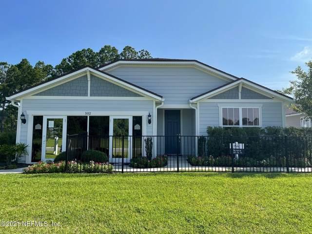502 La Mancha Dr, St Augustine, FL 32086 (MLS #1123153) :: EXIT Inspired Real Estate