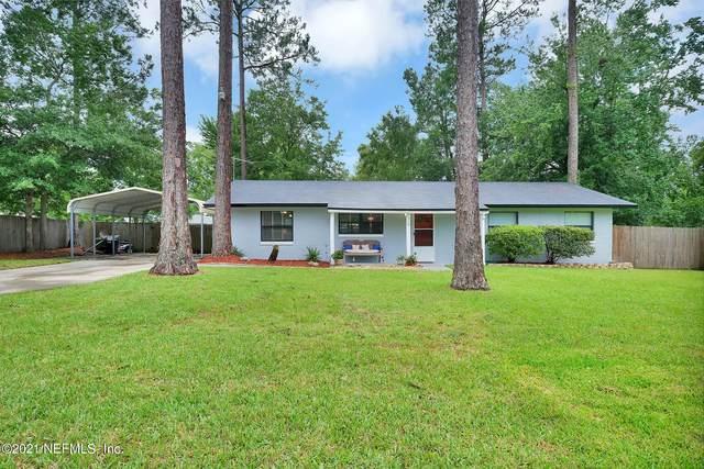 329 Old Jennings Rd, Orange Park, FL 32065 (MLS #1123163) :: Engel & Völkers Jacksonville