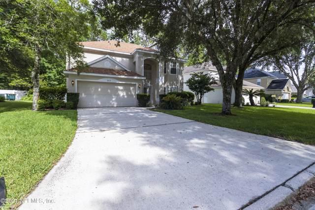 8519 Glenbury Ct N, Jacksonville, FL 32256 (MLS #1123172) :: Endless Summer Realty