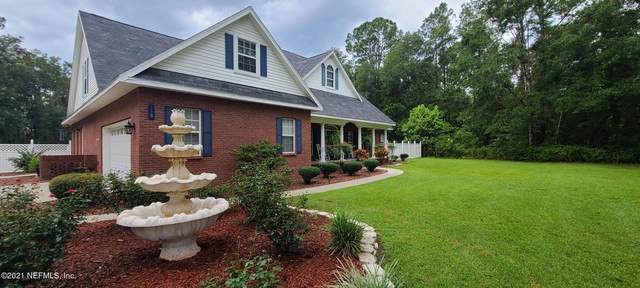 118 Wolfe Dr, Macclenny, FL 32063 (MLS #1123186) :: EXIT Inspired Real Estate