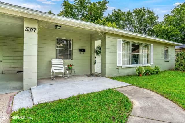 5317 Glenwood Ave, Jacksonville, FL 32205 (MLS #1123190) :: EXIT Inspired Real Estate