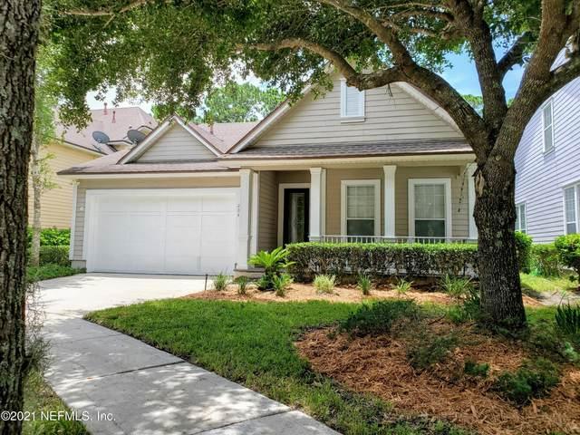 204 Carmine Ln, St Augustine, FL 32095 (MLS #1123201) :: Ponte Vedra Club Realty