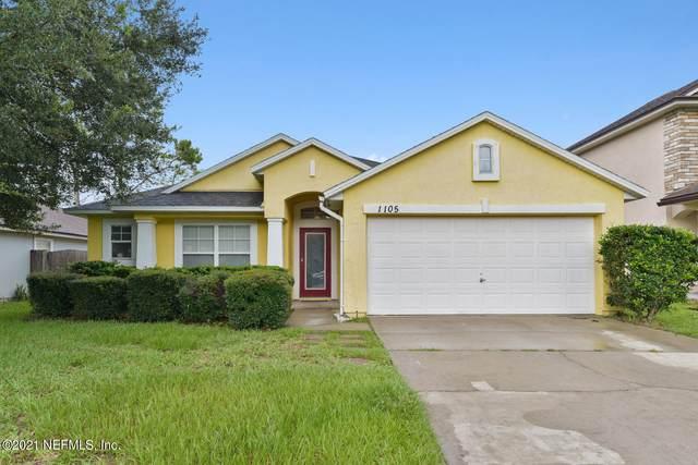 1105 Maple Ln, Orange Park, FL 32065 (MLS #1123203) :: EXIT Inspired Real Estate