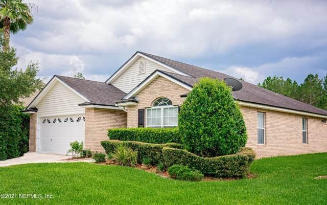 1413 Canopy Oaks Dr, Orange Park, FL 32065 (MLS #1123241) :: EXIT Inspired Real Estate