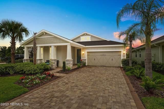 348 Front Door Ln, St Augustine, FL 32095 (MLS #1123242) :: Vacasa Real Estate