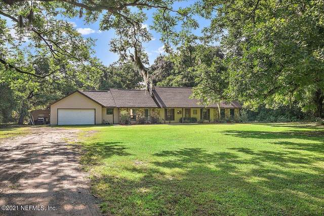 6518 Ray Phillips Rd, Macclenny, FL 32063 (MLS #1123266) :: Olde Florida Realty Group