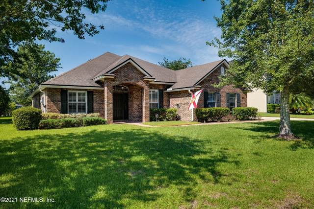 813 W American Eagle Dr, St Augustine, FL 32092 (MLS #1123311) :: The Collective at Momentum Realty