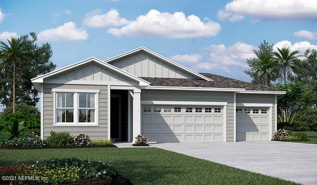 12619 Lake Madison Ln, Jacksonville, FL 32218 (MLS #1123342) :: The Collective at Momentum Realty